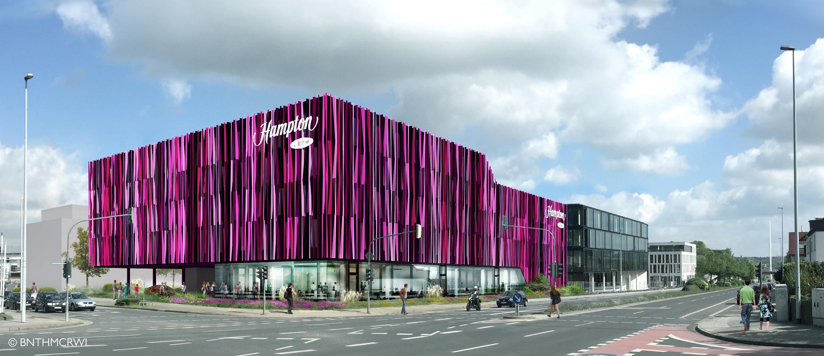 Hampton by Hilton Aachen