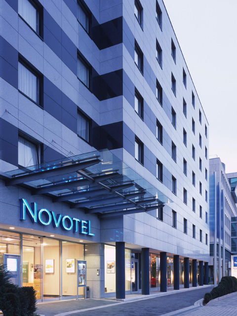 Novotel Hotel City West Düsseldorf